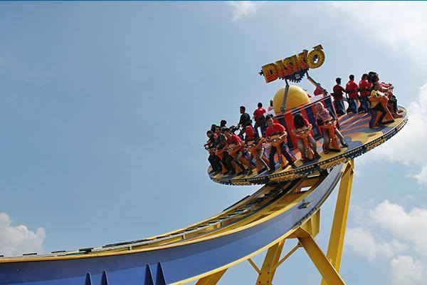 Jungleland Adventure Theme Park | Disko